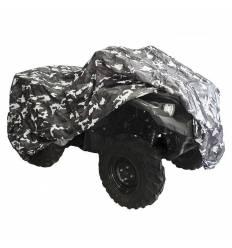 Чехол для квадроцикла или мотоцикла с коляской 280x135x89 см (2XL), цвет Камуфляж