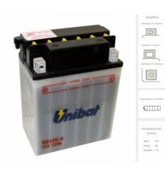 Аккумулятор UNIBAT YB12C-A