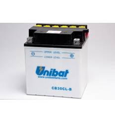 Аккумулятор UNIBAT YB30CL-B/SM