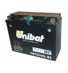 Аккумулятор UNIBAT YTX24HL-BS