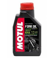 Вилочное масло Motul Fork Oil Expert 15W 1л