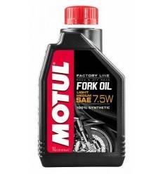 Вилочное масло Motul Fork Oil Factory Line 7,5W 1л