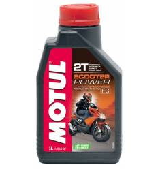 Моторное масло Motul Scooter Power 2T 1л