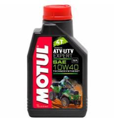 Моторное масло Motul ATV-UTV Expert 4T 10W-40 1л