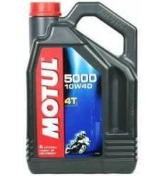 Моторное масло Motul 5000 4T 10W-40 4л