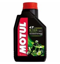 Моторное масло Motul 5100 4T 15W-50 1л