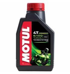 Моторное масло Motul 5100 4T 10W-40 1л
