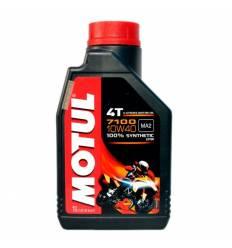 Моторное масло Motul 7100 4T 10W-40 1л / 104091