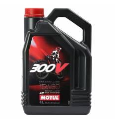 Моторное масло Motul Factory Line Offroad 300V 4T 15W-60 1л