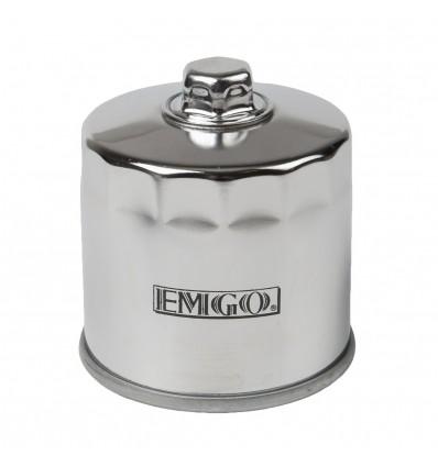 Масляный фильтр 10-82224 / HF303RC Хром с гайкой для откручивания