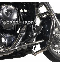 Дуги защитные Kawasaki VN900 Vulcan Classic 06-18 Crazy Iron 45031