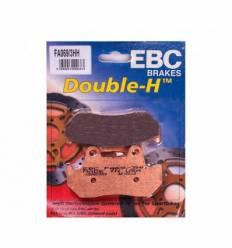 Тормозные колодки задние EBC FA069/3 HH DOUBLE H Sintered