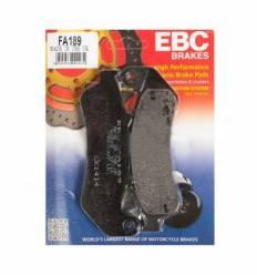 Тормозные колодки EBC FA189