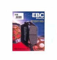 Тормозные колодки EBC FA196