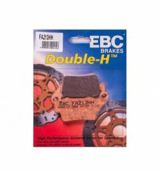 Тормозные колодки задние EBC FA213 HH DOUBLE H Sintered