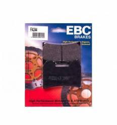 Тормозные колодки передние EBC FA244