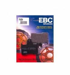 Тормозные колодки задние EBC FA254