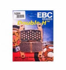 Тормозные колодки передние FA265 HH / FA296 HH DOUBLE H Sintered