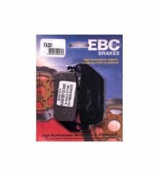 Тормозные колодки EBC FA381 / FA 381