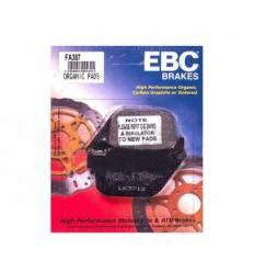 Тормозные колодки EBC FA387 / FA 387