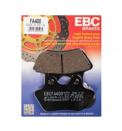 Тормозные колодки EBC FA400 / FA 400