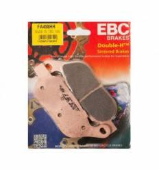 Тормозные колодки задние EBC FA458 HH DOUBLE H Sintered / 42298-08