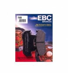 Тормозные колодки EBC FA069 / FA 069
