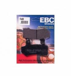 Тормозные колодки EBC FA409