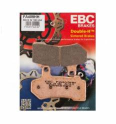Тормозные колодки EBC FA409HH DOUBLE H Sintered