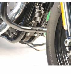 Дуги для Harley-Davidson Sportster 883 /1200 2004-2015, цвет Черный Матовый