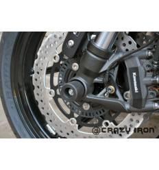 Слайдеры в ось переднего колеса для Kawasaki Z1000 / Z1000SX 2010-2015