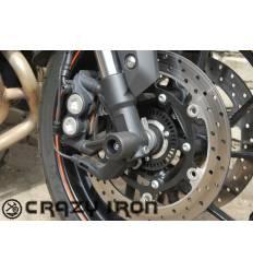 Слайдеры в ось переднего колеса для Yamaha MT-09 2014-2016