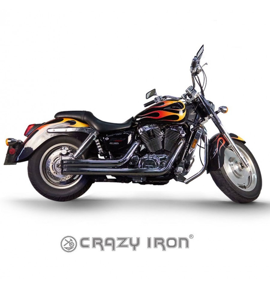 дуги безопасности Honda Shadow #7