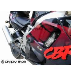 Слайдеры для Honda CBR900RR 92-99 CRAZY IRON 1040
