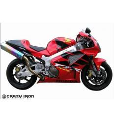 Слайдеры для Honda VTR 1000 / RVT 1000 00-06 CRAZY IRON 1190